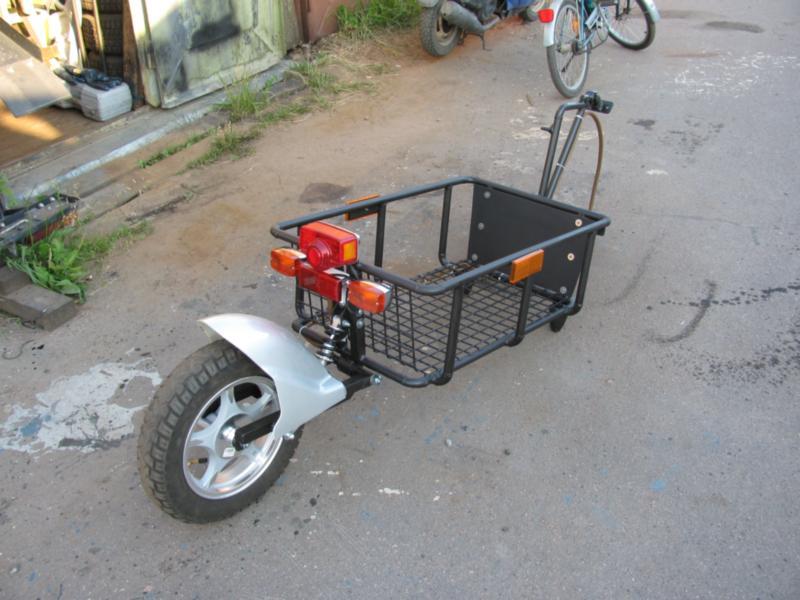 Самоделки для скутера своими руками