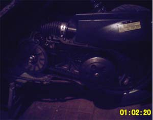 тюнинг вариатора скутера